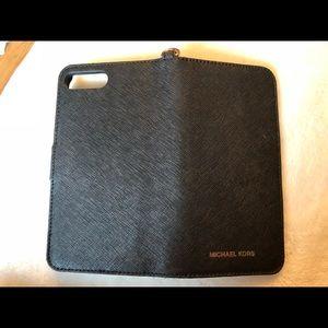 iPhone 7/8 Plus Michael Kors case/wallet